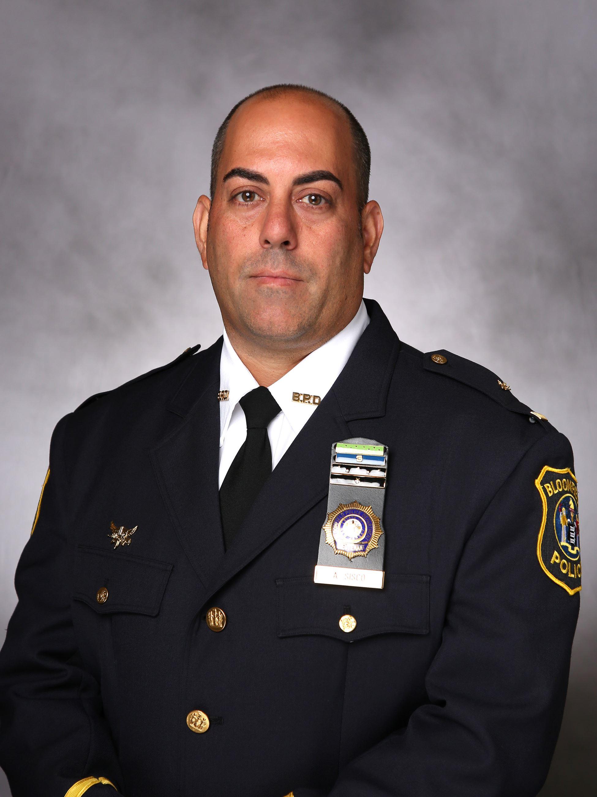 Lieutenant Anthony Sisco